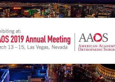 AAOS (American Association of Orthopaedic Surgeons)