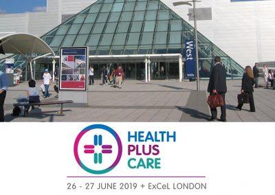 Health + Care Show – IPC Programme