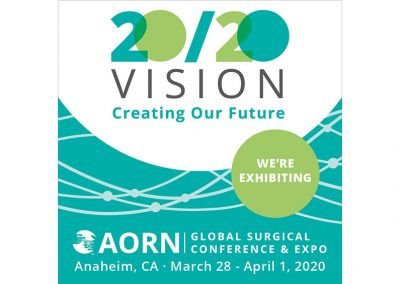 AORN Global Surgical Conference & Expo – CANCELLED