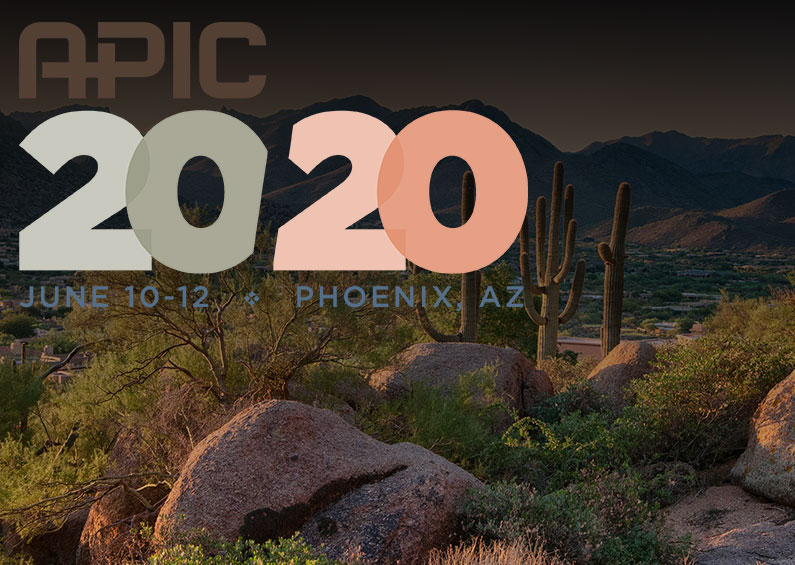 APIC 2020 (Association for Professionals in Infection Control & Epidemiology)