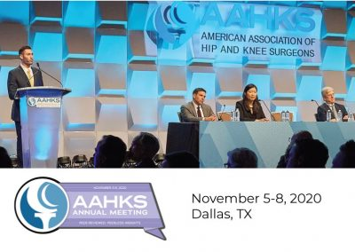 AAHKS (American Association of Hip and Knee Surgeons)
