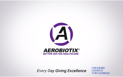 Aerobiotix Partners with Surgery Center of Fort Lauderdale Clean Air Initiative
