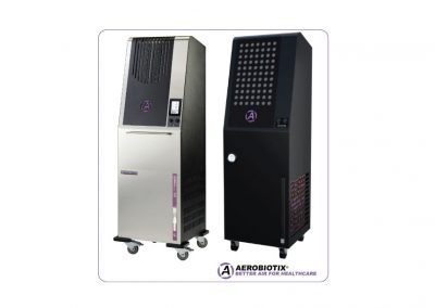 Aerobiotix Announces FDA 510(k) Clearance of Medical Ultraviolet Air Filtration System