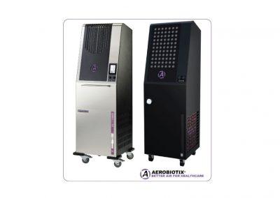Aerobiotix Announces FDA 510(k) Clearance of Medical Ultraviolet Air Filtration System