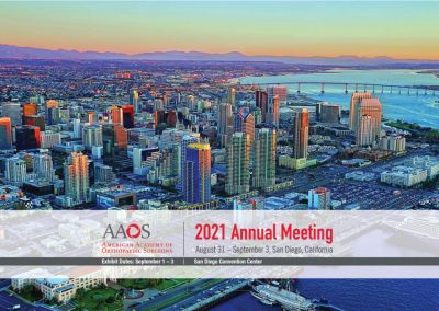 AAOS Annual Conference